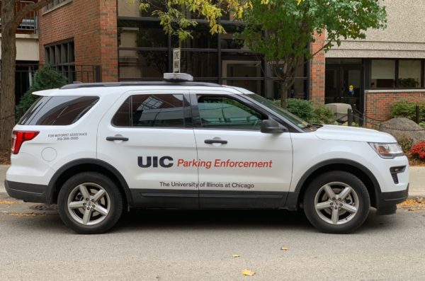Parking Services University Of Illinois At Chicago